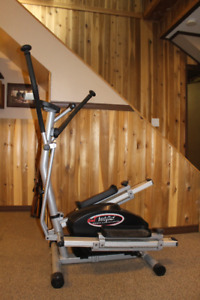 2 in 1 Body Flex Elliptical Trainer and Stepper for Sale