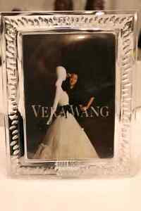 Vera Wang Wedgewood Duchesse Crystal Picture Frame
