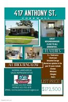 NEW LISTING OPEN HOUSE SUNDAY OCT. 4TH 1:00-2:30 PM