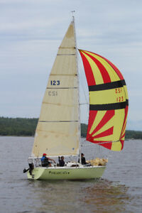 KIRBY 25 SAILBOAT FOR SALE