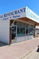 Building For Sale Downtown Brooks, Ab