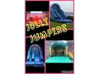 Bouncy castles disco dome