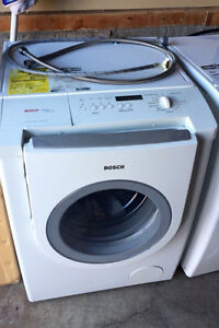 Bosch Front Load Washer and Dryer Set Strathcona County Edmonton Area image 2