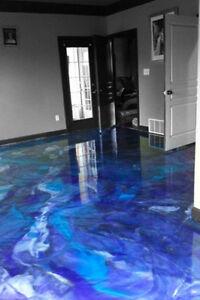 Epoxy Flooring Starting at $3 /sqr ft **Show Room Floors** Belleville Belleville Area image 9