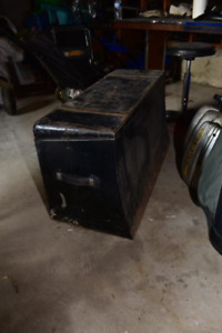 Trunk from an old car?