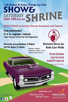 Vendors Wanted to attend Vintage Car Show.  June 24, 2017