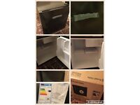 Table top larder fridge - Russell Hobbs Black