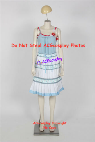 Final Fantasy VII 7 Aerith Gainsborough cosplay costume acgcosplay