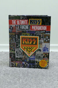 KISS Ultimate Fanzine MINT Kitchener / Waterloo Kitchener Area image 1