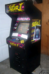 WANTED empty project arcade cabinet