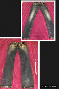 Woman's Miss Me Jeans sizes 28 & 29
