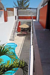 3 Bed 3 Bath House FOR RENT in Gated Complex - Progreso, Yucatan