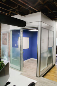 Private Offices in Downtown Brampton