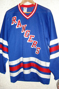 NHL New York Rangers Jersey