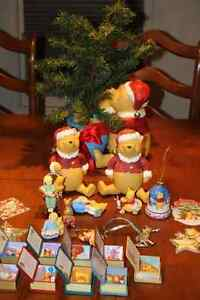 Winnie the Pooh Christmas Ornaments & Decorations