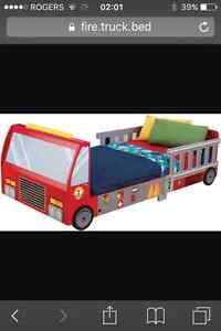 Fire truck bed in new condition!!! London Ontario image 2