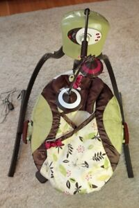 Fisher Price Baby Swing - Excellent Condition - Hardly Used