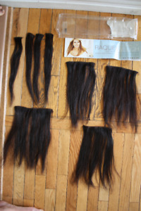 Raquel Welch 8 Piece, Clip In Hair Extensions