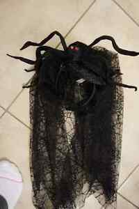 Halloween Costume - Girls Spider Princess dress. Like new Kitchener / Waterloo Kitchener Area image 2