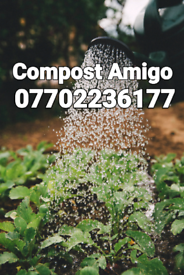 COMPOST FOR SALE - LOOSE NOT BAGGED