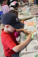 Homer Watson House & Gallery Holiday Art Camps