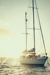 1983 Morgan OI 416 - The Perfect Cruising Liveaboard