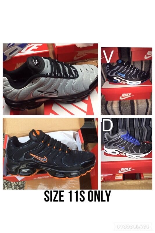 ahbow Nike Air Max TNs 90s 95s FREE DELIVERY | in Antrim Road, Belfast