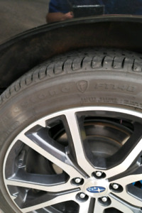 Firestone FT140 205/50R17
