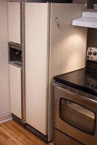 Magnifique réfrigérateur à donner!