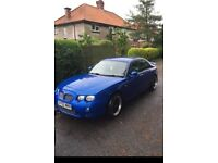 MG ZT+ 190 TROPHY BLUE quick sale need gone