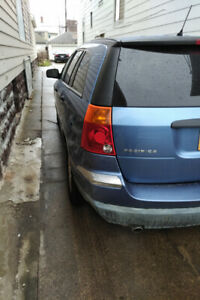 DRIVES CHRYSLER PACIFICA 2007 FOR SALE - GOOD FOR EXPORT & PARTS