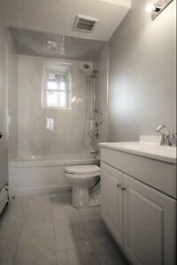 2 BEDROOM/1 BATHROOM STUNNING NEW APARTMENT BY JAMES ST