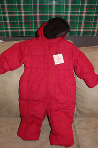 BRAND NEW GAP Snowsuit