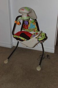 Baby Swing by Fisher-Price