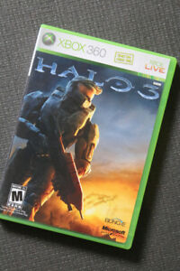 Halo 3 for the XBOX 360