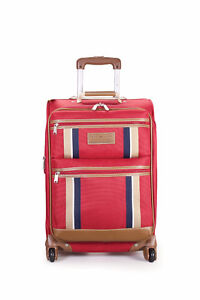 "Tommy Hilfiger Scout 21.5"" 4-Wheeled Expandable Carry-On Luggage"