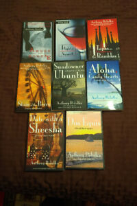 Russell Quant mysteries:  Complete set