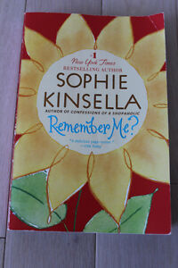 """ REMEMBER ME ? "" BY SOPHIE KINSELLA"