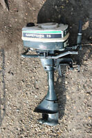 Gamefisher 7.5HP Outboard