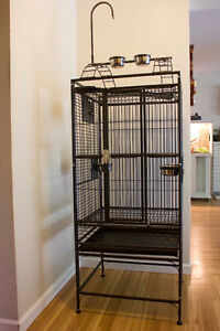 Bird Cage (play top cage med black)