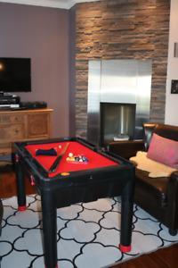 table jeux 10 en 1 , mini billard, foot. hokey,basket ball...