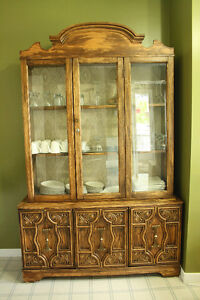Antique China Cabinet for Sale
