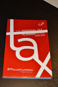 Book: The Personal Tax Planner Guide 2009-2010