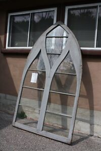ANTIQUE CHURCH STORM WINDOWS**NEW PRICE** Gatineau Ottawa / Gatineau Area image 1