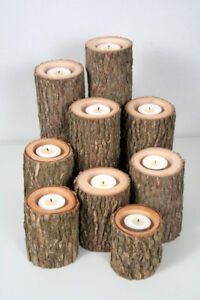 Free Wood at removal sites. Wood slices for weddings cheap