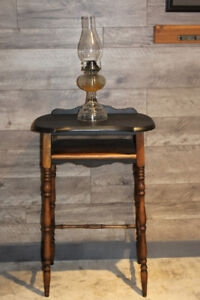 Vintage/Antique telephone table
