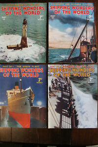 SHIPPING WONDERS OF THE WORLD COLLECTION