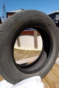 225-65-17 Michelin Latitude
