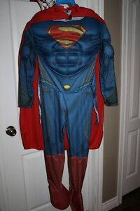 superman costume size medium