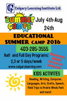 Educational Summer Camp